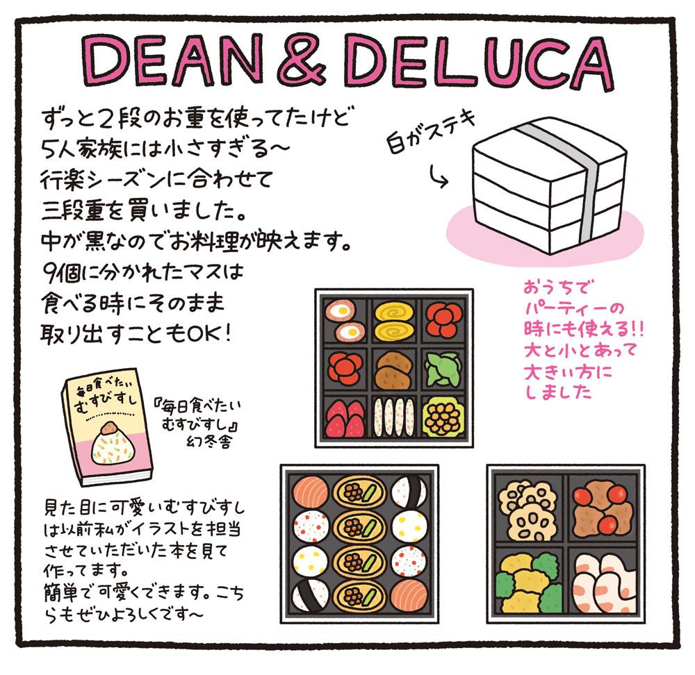 モノのある生活 DEAN&DELUCA